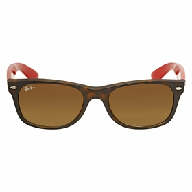 Ray Ban RB2132 618185 52 New Wayfarer Bicolor Unisex  Sunglasses