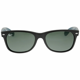 Ray Ban RB2132 6182 55 New Wayfarer Bicolor Mens  Sunglasses