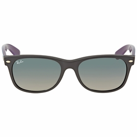 Ray Ban RB2132 618371 55 New Wayfarer Bicolor Unisex  Sunglasses
