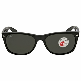 Ray Ban RB2132 901/58 58-18 New Wayfarer Mens  Sunglasses