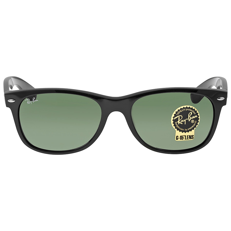 b1b1d0edad1 Ray Ban RB2132 901L 55-18 New Wayfarer Sunglasses