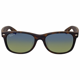 Ray Ban RB2132F 894/76 55 New Wayfarer Matte Mens  Sunglasses