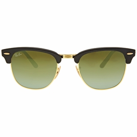 Ray Ban RB2176-901S9J-51 Clubmaster Folding Unisex  Sunglasses