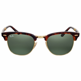 Ray Ban RB2176 990 51 Clubmaster Unisex  Sunglasses