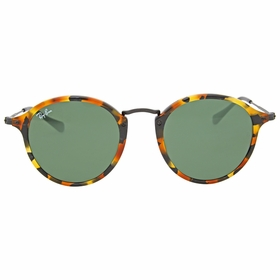 Ray Ban RB2447 1157 49 Round Fleck Mens  Sunglasses