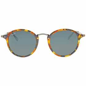 Ray Ban RB2447 1158R5 49 Round Fleck Mens  Sunglasses