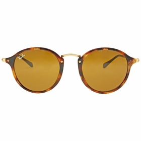 Ray Ban RB2447 1160 49 Round Fleck Mens  Sunglasses