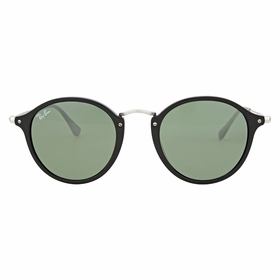 Ray Ban RB2447 901 49 Round Fleck Mens  Sunglasses