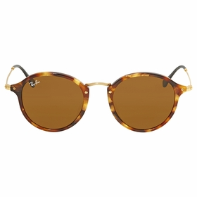 Ray Ban RB2447F 1160 49 Round Fleck Mens  Sunglasses