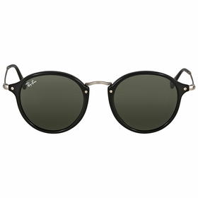 Ray Ban RB2447F 901 49 Round Fleck Mens  Sunglasses