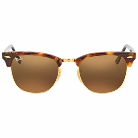 Ray Ban RB3016 1160 51 Clubmaster Fleck Mens  Sunglasses