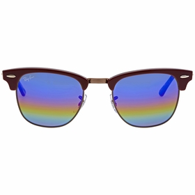 Ray Ban RB3016 1222C2 49 Clubmaster Mens  Sunglasses