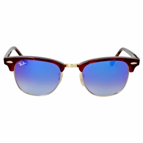 Ray Ban RB3016 990/7Q 49-21 Clubmaster Mens  Sunglasses