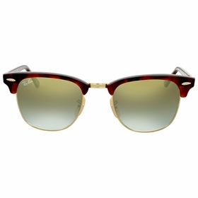 Ray Ban RB3016 990/9J 49 Clubmaster Mens  Sunglasses