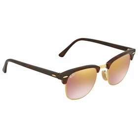 Ray Ban RB3016 9907OE 49 Clubmaster   Sunglasses