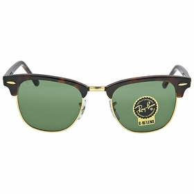 Ray Ban RB3016 W0366 49-21 Clubmaster   Sunglasses