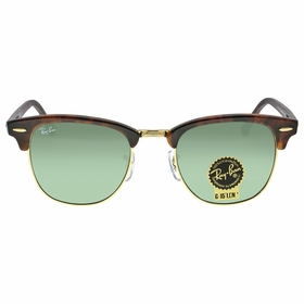 Ray Ban RB3016 W0366 51-21 Clubmaster   Sunglasses