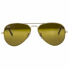 Ray Ban RB3025 001/33 58-14 Aviator Mens  Sunglasses