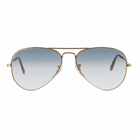 Ray Ban RB3025 001/3F 55-14 Aviator Mens  Sunglasses