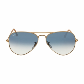 Ray Ban RB3025 001 3F 58-14 Aviator Mens  Sunglasses