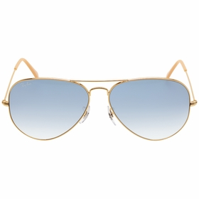 Ray Ban RB3025 001/3F 62 Original Aviator Unisex  Sunglasses