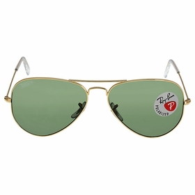 Ray Ban RB3025 001/58 58-14 Aviator Unisex  Sunglasses
