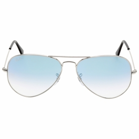 Ray Ban RB3025 003/3F 58-14 Aviator Gradient Mens  Sunglasses