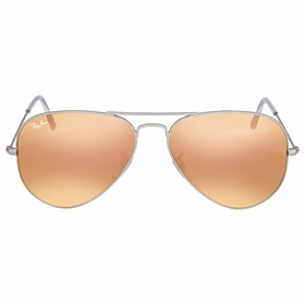 Ray Ban RB3025 019/Z2 58 Aviator Flash Lens   Sunglasses