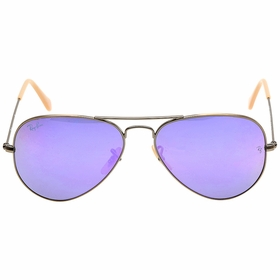 Ray Ban RB3025 167/4K 55 Aviator Flash Mens  Sunglasses