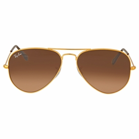 Ray Ban RB3025 9001A5 55 Aviator Gradient Mens  Sunglasses