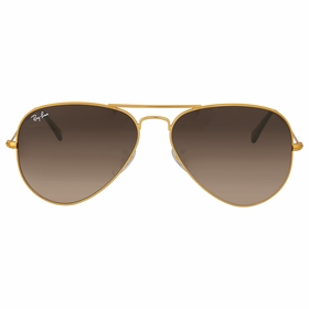 Ray Ban RB3025 9001A5 58 Aviator Gradient Mens  Sunglasses