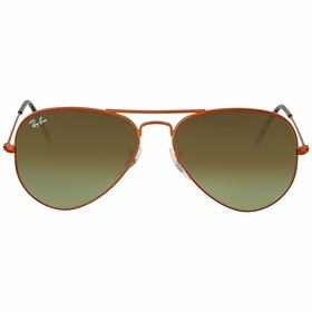 Ray Ban RB3025 9002A6 55 Aviator Gradient Mens  Sunglasses