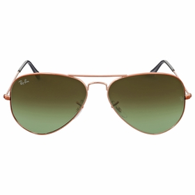 Ray Ban RB3025 9002A6 58 Aviator Gradient Mens  Sunglasses