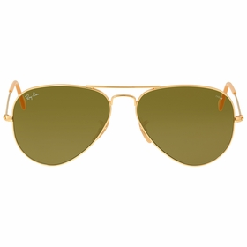 Ray Ban RB3025 90644C 58 Aviator Evolve Mens  Sunglasses