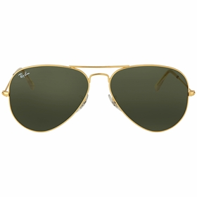 Ray Ban RB3025 L0205 58-14 Aviator Unisex  Sunglasses