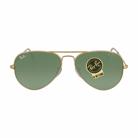 Ray Ban RB3025 W3234 55-14 Aviator Mens  Sunglasses