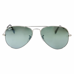 Ray Ban RB3025 W3275 55-14 Aviator Mens  Sunglasses