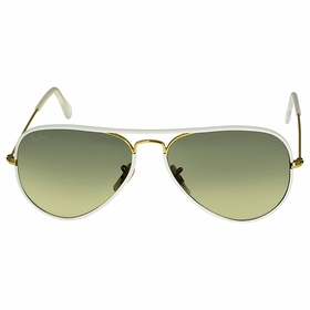 Ray Ban RB3025JM 146/32 58-14 Aviator Full Color Mens  Sunglasses