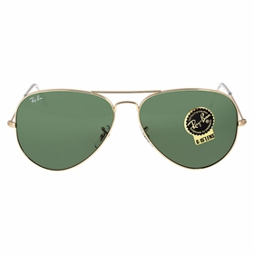 Ray Ban RB3026 L2846 62-14 Aviator Mens  Sunglasses