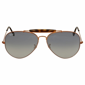 Ray Ban RB3029 197/71 62 Outdoorsman II Mens  Sunglasses
