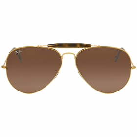 Ray Ban RB3029 9001A5 62 Outdoorsman II Mens  Sunglasses