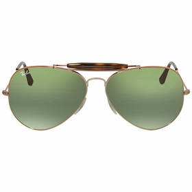 Ray Ban RB3029 9002A6 62 Outdoorsman II Mens  Sunglasses