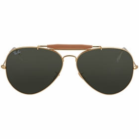 Ray Ban RB3029 L2112 62 Outdoorsman II Mens  Sunglasses