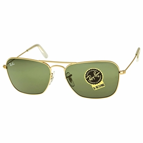 Ray Ban RB3136 001 55-15 Caravan Mens  Sunglasses