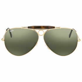 Ray Ban RB3138 181 62 Shooter Havana Collection Mens  Sunglasses