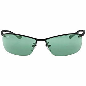 Ray Ban RB3183 006/71 63-15 Rectangular Mens  Sunglasses