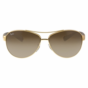 Ray Ban RB3386 001/13 63-13 Active Lifestyle Mens  Sunglasses
