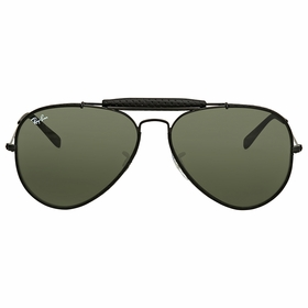 Ray Ban RB3422Q 9040 58 Outdoorsman Craft Mens  Sunglasses