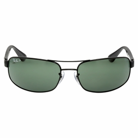 Ray Ban RB3445 002/58 61-17 Active Mens  Sunglasses