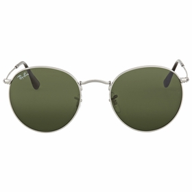Ray Ban RB3447 029 53 Round Metal Mens  Sunglasses